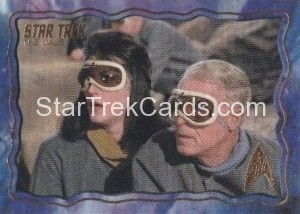 Star Trek The Original Series 50th Anniversary Trading Card The Cage 27