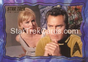 Star Trek The Original Series 50th Anniversary Trading Card The Cage 28