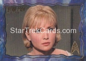 Star Trek The Original Series 50th Anniversary Trading Card The Cage 29