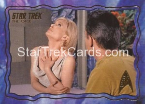 Star Trek The Original Series 50th Anniversary Trading Card The Cage 30