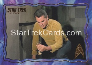 Star Trek The Original Series 50th Anniversary Trading Card The Cage 31
