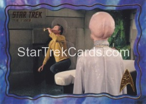 Star Trek The Original Series 50th Anniversary Trading Card The Cage 32