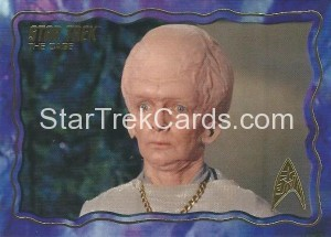 Star Trek The Original Series 50th Anniversary Trading Card The Cage 33