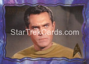 Star Trek The Original Series 50th Anniversary Trading Card The Cage 34