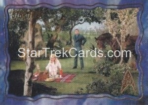 Star Trek The Original Series 50th Anniversary Trading Card The Cage 35