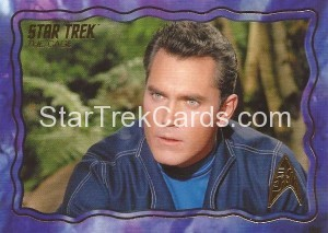 Star Trek The Original Series 50th Anniversary Trading Card The Cage 37