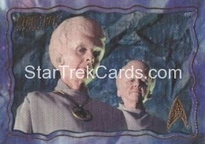 Star Trek The Original Series 50th Anniversary Trading Card The Cage 38