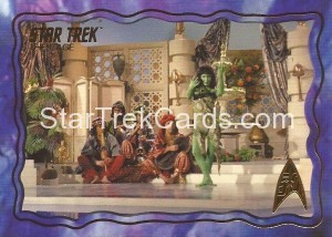 Star Trek The Original Series 50th Anniversary Trading Card The Cage 39
