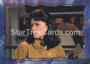 Star Trek The Original Series 50th Anniversary Trading Card The Cage 4