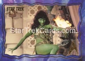 Star Trek The Original Series 50th Anniversary Trading Card The Cage 41