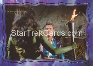 Star Trek The Original Series 50th Anniversary Trading Card The Cage 42
