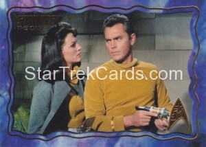 Star Trek The Original Series 50th Anniversary Trading Card The Cage 46