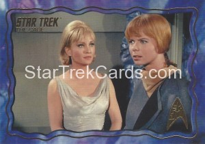 Star Trek The Original Series 50th Anniversary Trading Card The Cage 48