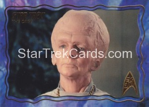 Star Trek The Original Series 50th Anniversary Trading Card The Cage 50