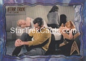 Star Trek The Original Series 50th Anniversary Trading Card The Cage 53