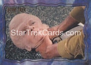 Star Trek The Original Series 50th Anniversary Trading Card The Cage 56