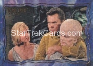 Star Trek The Original Series 50th Anniversary Trading Card The Cage 57