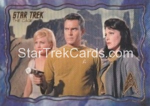 Star Trek The Original Series 50th Anniversary Trading Card The Cage 59