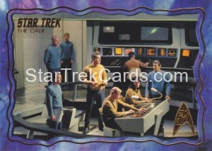 Star Trek The Original Series 50th Anniversary Trading Card The Cage 6