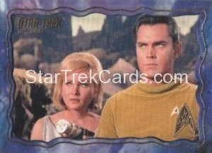 Star Trek The Original Series 50th Anniversary Trading Card The Cage 62
