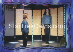 Star Trek The Original Series 50th Anniversary Trading Card The Cage 65