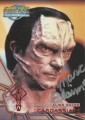 Star Trek Aftermarket Autograph Trading Card Marc Alaimo