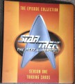 Star Trek The Next Generation Season One Binder