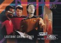 Star Trek The Next Generation Season One Trading Card 106