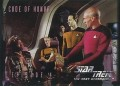 Star Trek The Next Generation Season One Trading Card 19