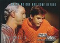 Star Trek The Next Generation Season One Trading Card 25