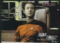Star Trek The Next Generation Season One Trading Card 46