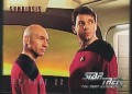 Star Trek The Next Generation Season One Trading Card 73
