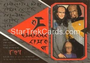 Star Trek The Next Generation Season Three Trading Card S13