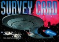 Star Trek The Next Generation Season Three Trading Card Survey Card