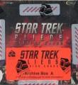 Star Trek Aliens Trading Card Archive Box A