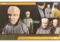Star Trek Aliens Trading Card Gold Parallel Base 11