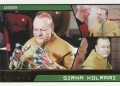 Star Trek Aliens Trading Card Gold Parallel Base 17