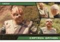 Star Trek Aliens Trading Card Gold Parallel Base 23