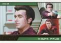 Star Trek Aliens Trading Card Gold Parallel Base 29