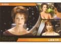 Star Trek Aliens Trading Card Gold Parallel Base 41