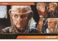 Star Trek Aliens Trading Card Gold Parallel Base 43