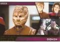 Star Trek Aliens Trading Card Gold Parallel Base 57