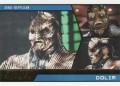 Star Trek Aliens Trading Card Gold Parallel Base 67