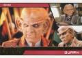 Star Trek Aliens Trading Card Gold Parallel Base 96