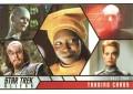 Star Trek Aliens Trading Card P1
