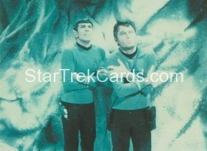 Star Trek Gene Roddenberry Promotional Set 2124 Trading Card 13