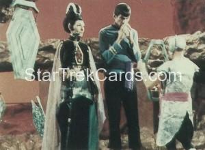 Star Trek Gene Roddenberry Promotional Set 2124 Trading Card 14