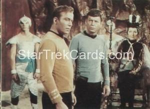 Star Trek Gene Roddenberry Promotional Set 2124 Trading Card 7