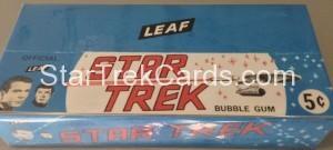 Star Trek Leaf Replica Box