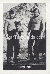 Star Trek Leaf Trading Card 27